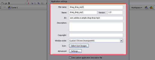 Create a Drag and Drop MP3 Player with Adobe AIR