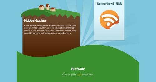 How to Make an Impressive Animated Landscape Header with jQuery