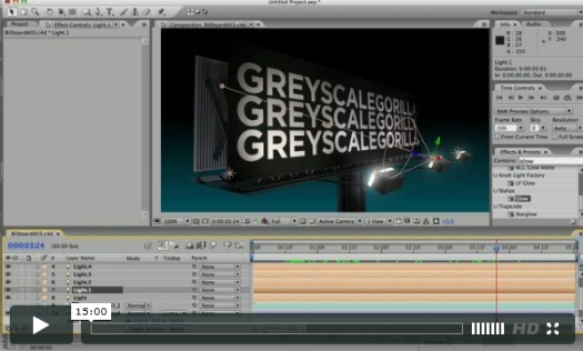 How to Export Your Scene from Cinema 4D to After Effects