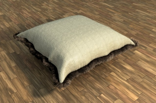 Cloth and Hair in Cinema 4D