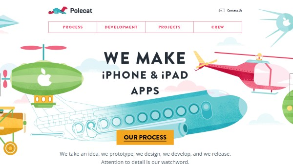 25 Beautifully Colorful Websites