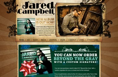 Jared Campbell