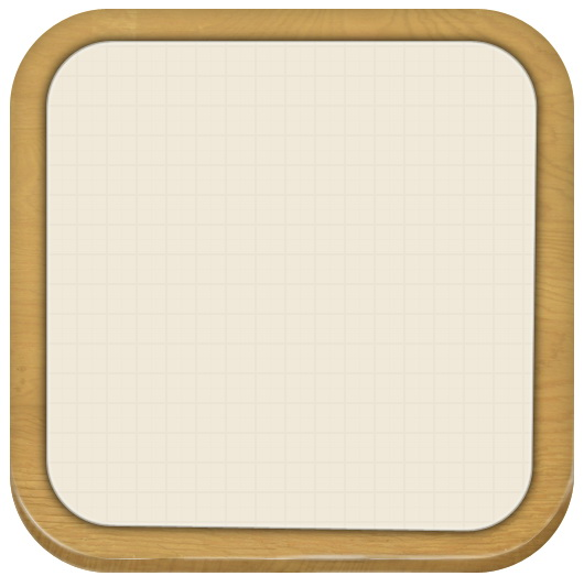 Design Notes Icon for an iPhone Application in Photoshop