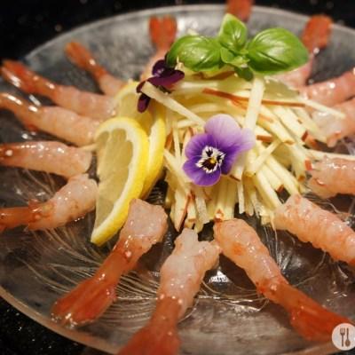 年度斑點蝦 Spot Prawn 大餐 – 斑點蝦三吃料理分享