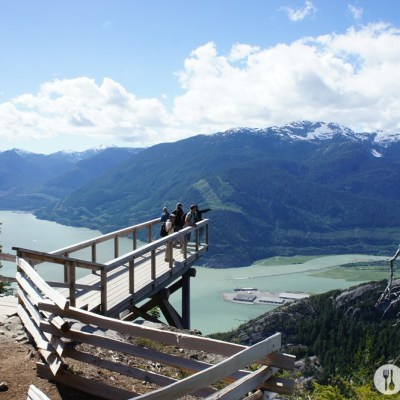 [Squamish]海天纜車 輕鬆享受無敵高山海景 Sea to Sky Gondola