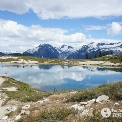 [Whistler惠斯勒] Garibaldi Provincial Park 四大絕美高山湖登山步道心得分享