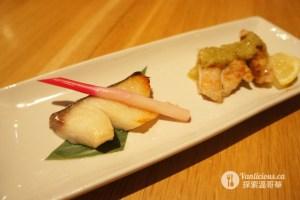Yuji from Japan omakase grill fish