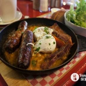 [溫哥華美食] Lihn Cafe 可以邊吃越南和粉邊吃法式foie gras的特色早午餐
