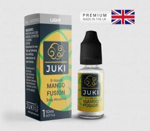 Fruity Mango Ejuice 70vg 3mg