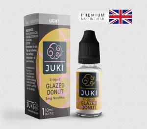 juki-glazed-donut-3mg-70vg