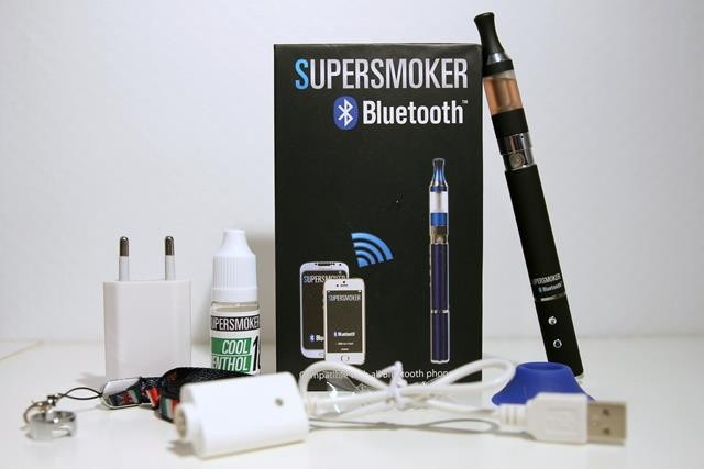 Supersmoker Bluetooth Review