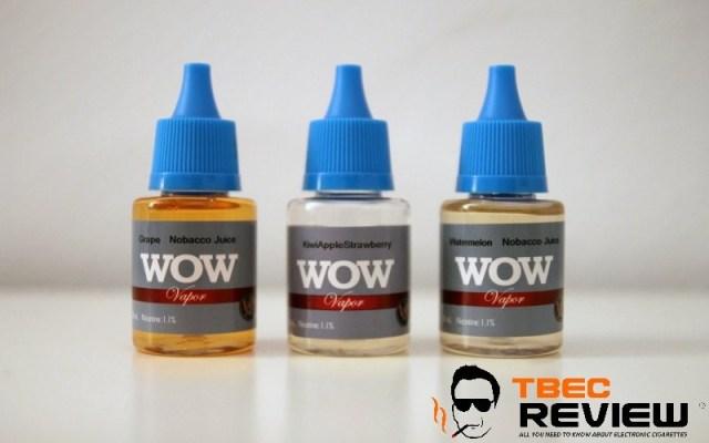 Vapor4Life E-Liquid Review