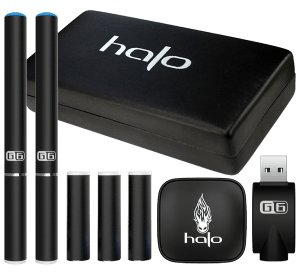 Halo Cigs Review