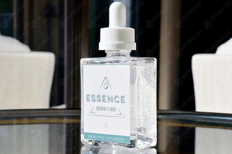 Essence E-Liquid Menthol Infusion