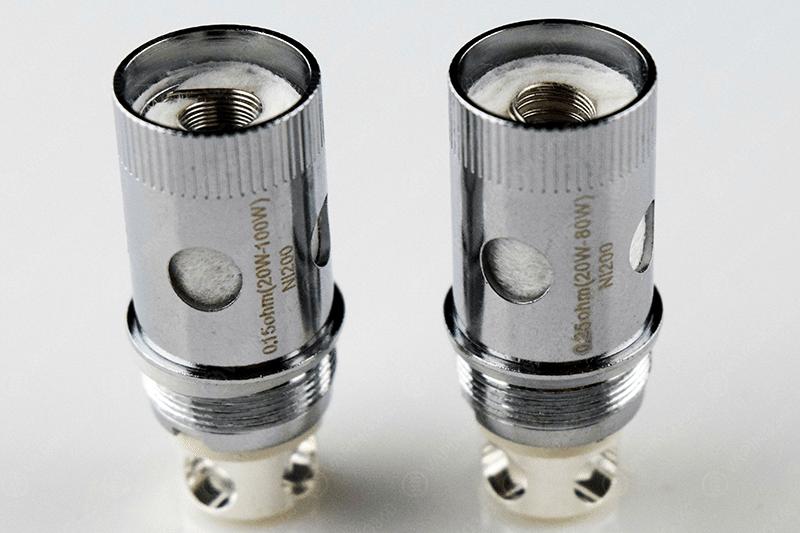 Freemax Starre Pro 0.12 Ni200 and 0.25 Ni200 Coil