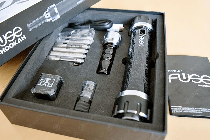 Flyt Lab Fuse E-Hookah Packaging