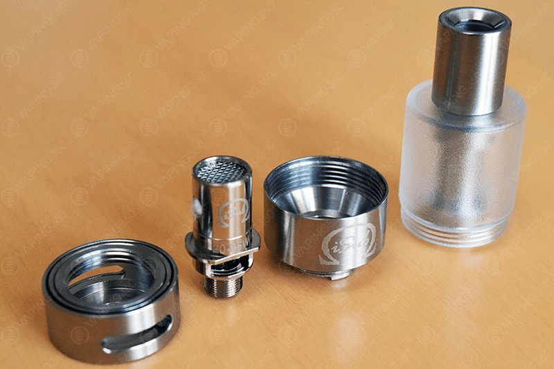 Innokin iSub Disassembled
