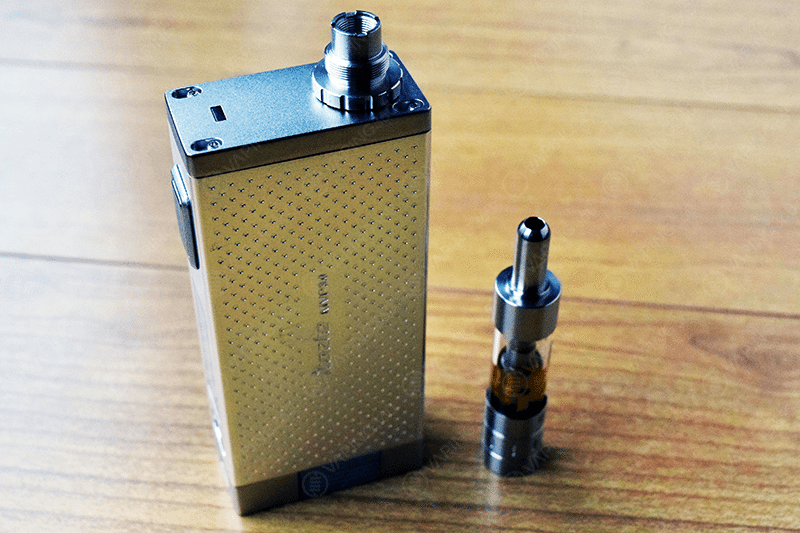 Innokin iTaste MVP 3.0 with the eGo Adapter