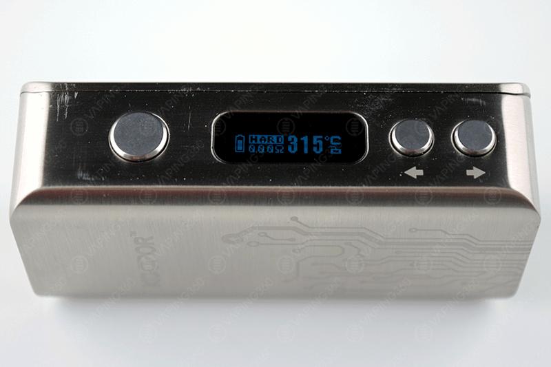 Koopor Mini Screen and Buttons