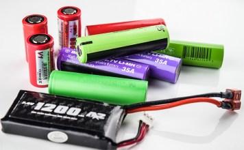 Vaping Battery Safety #1