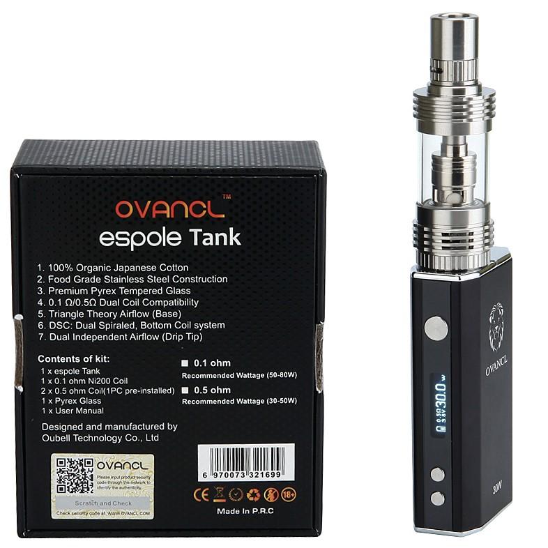 Ovancl Espole Tank