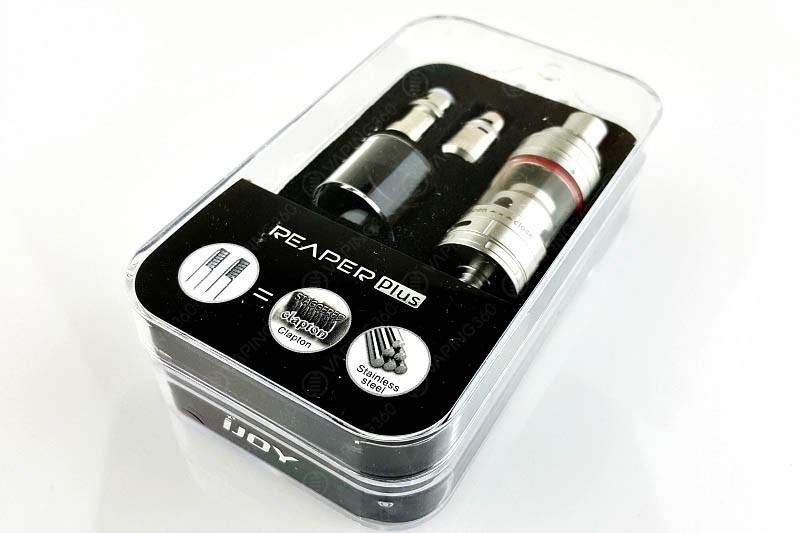 iJoy Reaper Plus Packaging