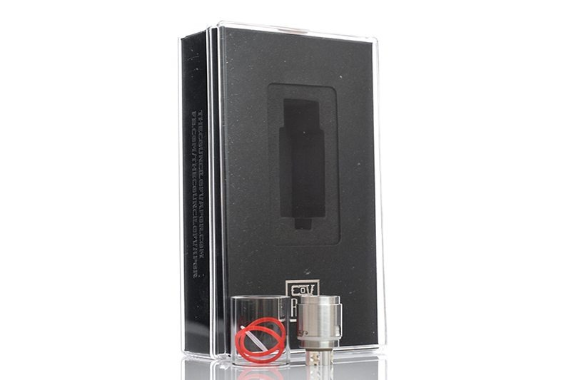 Council of Vapor RST Packaging