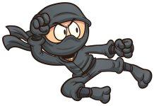 Vaping Ninja