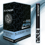 Blueberry Frost White Rhino Blacklight E-Hookah 6mg