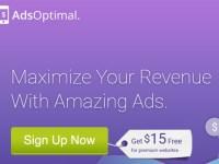 AdsOptimal Review – Best Google AdSense Alternative