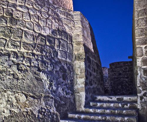 Bahrain Fort Steps final color
