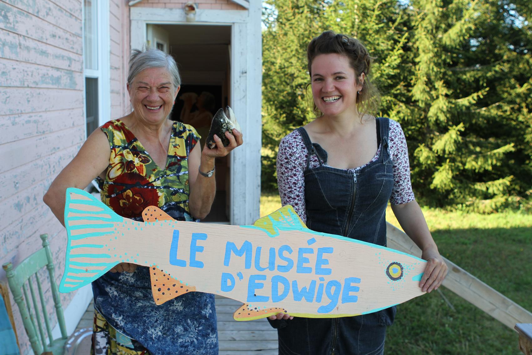LE MUSÉE D'EDWIGE Crédit Maryse Goudreau