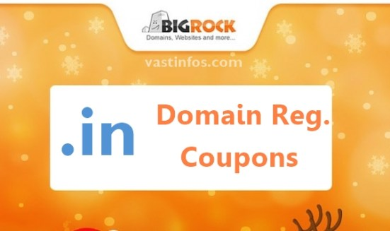 bigrock latest discount coupons 2016