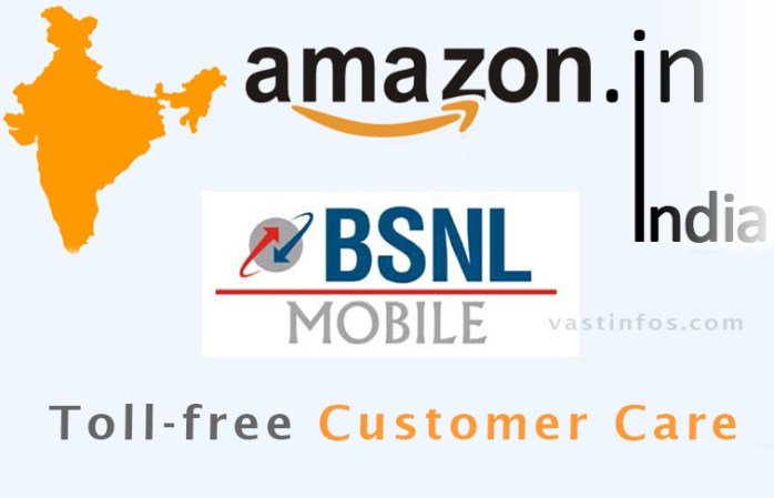 By using the AmazonIndia CallMe service you can make toll-free customer care calls.This the alternate solution for Amazon India BSNL Tollfree Customer Care Number.
