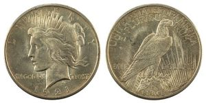 NNC-US-1921-1$-Peace_dollar