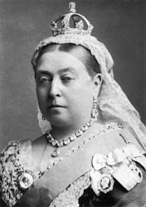Queen Victoria, Photograph by Alexander Bassano, 1882