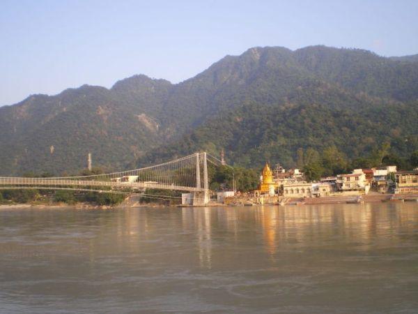 Shivatempel in Rishikesh