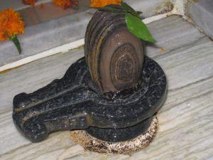 Mahasamadhi Lingam Swami Sivananda
