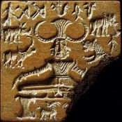 5000 Jahre alter Yogi
