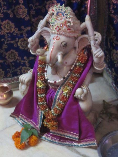 Ganesha im Sivanandaashram