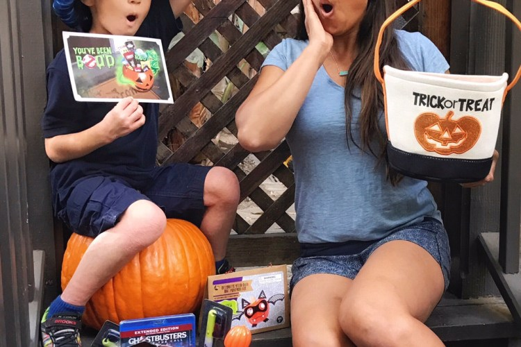 Boo it Forward-A Halloween Tradition