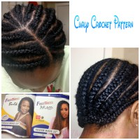 Curly Crochet Braids with Freetress Bohemian/Waterwave Hair