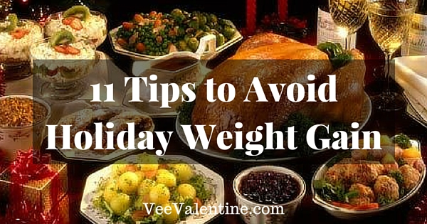 11 Tips to Avoid Holiday Weight Gain