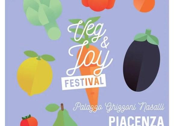 Veg&Joy Festival a Piacenza – 24 e 25 settembre