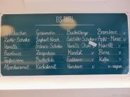 Eissorten Eis-Greissler Graz