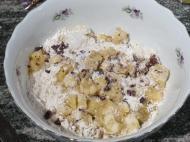 Bananen-Schoko-Muffins
