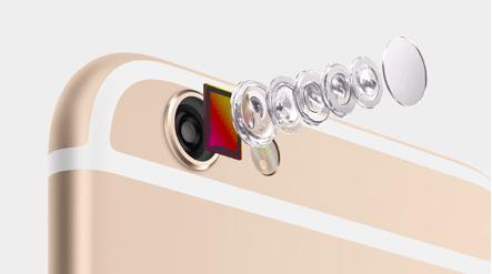 iPhone6 進化したカメラ