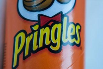 Pringles Paprika Flavour