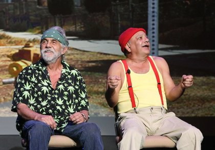 "cheech and chong Cheech and Chong ""Grumpy Old Stoners:"""