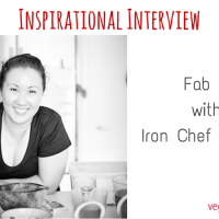 Inspirational Interview - Fab 5 with Iron Chef Shellie
